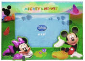 Disney Mickey and Minnie on Hill Pressed Paper Photo Frame