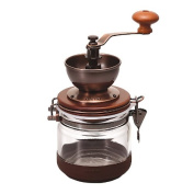 Hario Canister Ceramic Hand Coffee Grinder/Mill