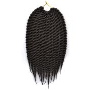 Wanya 30cm Senegalese Twist Hair Crochet Braid 12roots/pec Ombre Crochet Twist Braiding Sythetic Hair Extension