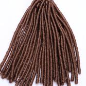 Wanya 36cm Synthetic Dreadlocks Crochet Braids Hair 30 Roots/Pec Ombre Crochet Twist Braiding Hair Extensions