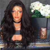 Fantasy Beauty Unprocessed Lace Front Human Hair Wigs For Black Women Glueless Full Lace 360 Wigs With Pre-Plucked Baby Hair 360 Lace Frontal Wig