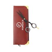 Black & Gold 14cm Professional Salon Shears Hairdressing Scissors Barber Shears