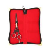 Titanium Black Professional Salon Shears Hairdressing Scissors Barber Shears