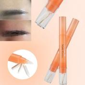 Inverlee Tattoo Eyebrow Design Remove Skin Marker Pen Magic Eraser Pen Beauty Makeup Cleanser
