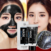 Shouhengda Purifying Black Peel-off Mask Blackhead Remover Facial Cleansing Charcoal Masks