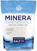 Minera Dead Sea Salt 4.5kg, Fine Grain