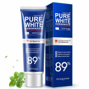Tharv Oral Care Tooth Paste Cleaning Liquid Gel Toothpaste, Mint Orchid Fragrance, Size about:4.53.518.4 CM Blue