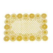 Heat Insulation Stain Resistant Place Mats Sets Spillproof Table Mats Classic Kitchen Placemats