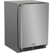AGA Marvel MO24RAS1RS Outdoor Refrigerator with Lock, Right Hinge Stainless Steel Door, 60cm