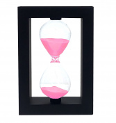 Hourglass timer 30 Minutes Sand clock Glass Sand Timer for Decorated Home Desktop Kitchen Clock