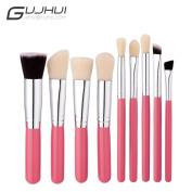 Convinced 8 9 pcs Cosmetic Makeup Brush Blusher Eye Shadow Brushes Set Kit