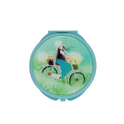 Santoro London Kori Kumi Compact Mirror, Summertime
