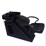 Wonlink Salon Backwash Shampoo Bowl Sink Barber Chair Spa Beauty Equipment Station