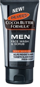 Palmers Cocoa Butter Formula Face Wash & Scrub for Men by HealthMarket