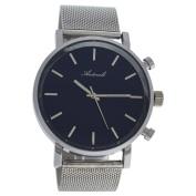 Antoneli Ag6182-08 Silver Stainless Steel Mesh Bracelet Watch Watch For Women 1 Pc