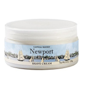 Caswell Massey NEWPORT Shave Cream - 240ml / 226 g Jar