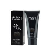 Kixing(TM) Bamboo Charcoal NEW Black Deep Cleansing Purifying Blackhead Pore Removal Peel-off Facial Mask