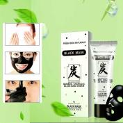 Kixing(TM) Black Cleansing Purifying Blackhead Pore Removal Peel-off Facial Mask