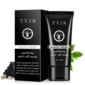Kixing(TM) Black Mud Deep Cleansing Purifying Peel Off Facail Face Mask Remove Blackhead Facial Mask