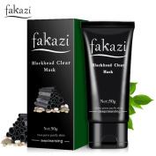 Kixing(TM) Blackhead Remover Deep Cleansing Purifying Peel Acne Black Mud Face Mask