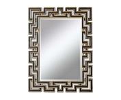 ACME Furniture 97228 Shiloh Accent Wall Mirror, Bronze