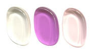 WELLSKEY 3 pcs Silicone Makeup Sponge