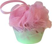 Feeling Smitten Strawberry Mint Cupcake Soap