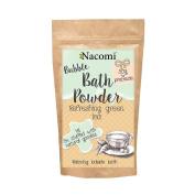 Nacomi Natural Relaxing Bubble Bath Powder Refreshing Green Tea 100+50g