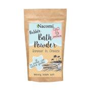Nacomi Natural Relaxing Bubble Bath Powder Summer in Greece 100+50g