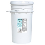 Milliard Epsom Salt 23kg. Magnesium Sulphate , comes in a Re-sealable Plastic Pail