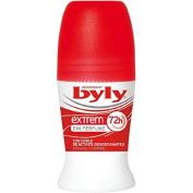 BYLY Extrem Desodorante Roll-on Sin Perfume 50ml