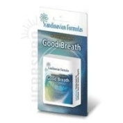SCANDINAVIAN FORMULAS GOOD BREATH, 60 SGEL