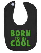 Born To Be Cool Baby Bib.