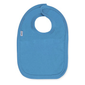 I Do Like To Be Beside the Seaside Blue Bib by Snuglo™