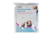 Pram Stroller Rain Cover Universal Baby Toddler Strong Travel Heavy Duty