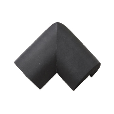 1PCS SoftSafe Corner Protector Table Desk Corner Guard Black
