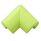 1PCS SoftSafe Corner Protector Table Desk Corner Guard Green