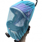 Baby Carriages Anti-mosquito Nets Baby Stroller Mosquito Net All Cover Protection Mesh Pushchair Accessories