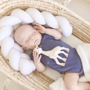 Newest Baby Infant Creeping Guardrail Bed Safety Rail Protect the Baby Room Decoration