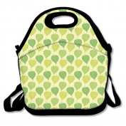 Geen Leaves Lunch Bag Adjustable Strap
