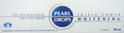 Pearl Drops Triple Power Whitening Toothpaste Polish Original with Tartar Fighting Flouride 3.04 Fl Oz / 90 mL