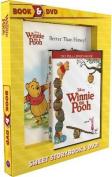 Disney Winnie the Pooh Book & DVD