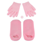 Leier Moisturising Soft Unisex Spa Gel Gloves Socks Beauty Skincare Set