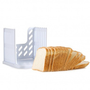 Vangoddy Foldable Adjustable Compact Bread Cutter Toast Slicer