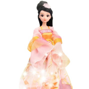 Autumn Fairy Doll Dress Doll Gorgeous China Doll Ball-Jointed Doll For Girls