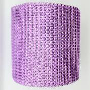 Blinggasm 5 Yards X 12cm Diamond Mesh Wrap Roll Crystal Rhinestone Sparkle Bling Ribbon Choose Your Colour