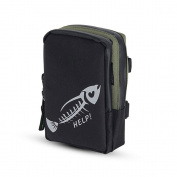 Lixada Fly Fishing Bag Portable Mini Fishing Tackle Gear Bag Pocket Fishing Tackle Pouch Outdoors Sports Bag
