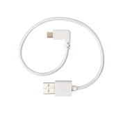 HiBloks Lightning to USB Cable/Type C to USB Cable for Mavic Pro/DJI Phantom/Inspire