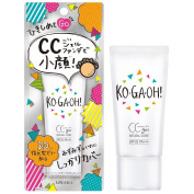 KO GA OH Watery Fit CC Gel Natural Ochre [Utena] [makeup]