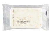 Terra Botanics Organic Oatmeal Massage Bar BNB Amenity & travel Sets - Soap Bar (SET)